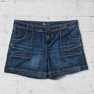 Kut From the Kloth Jean Shorts SZ 14